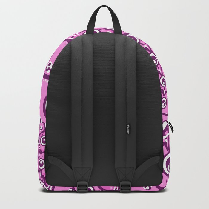 Crazy Cat Lady Dreams Backpack