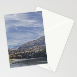 Switzerland Series: Awe-mazing view Stationery Cards