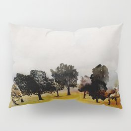 Group of Trees Pillow Sham