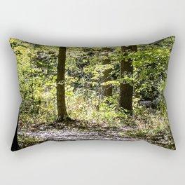 Tree Shade Rectangular Pillow