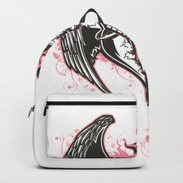 Devil heart Backpack