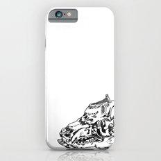 Pig Skull iPhone 6s Slim Case