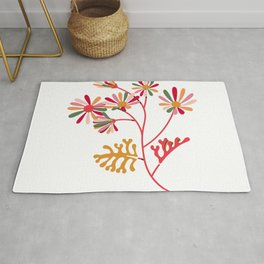Look for Light - Colourful Rug