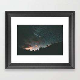 Stars II Framed Art Print