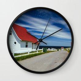Percé Wall Clock