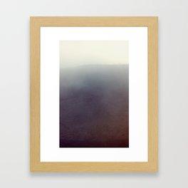 Trailing Framed Art Print