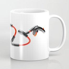 Sneaky Spline Coffee Mug