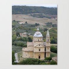 Montepulciano d'Abruzzo Canvas Print