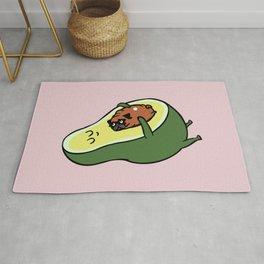 Avocado Love Rug