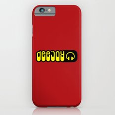 DeeJay Music Quote iPhone 6s Slim Case