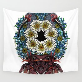 Supersymmetry Wall Tapestry