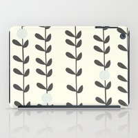calendars iPad Cases featuring Leaf by Shabby Studios Design & Illustrations ..