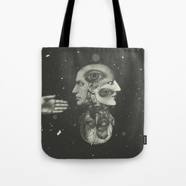 COSMIC ANATOMY  Tote Bag