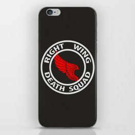 Right Wing Death Squad 5 iPhone Skin