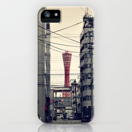 Kobe Cables iPhone Case