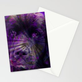 Landseer Newfoundland Stationery Cards