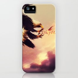 The Prey iPhone Case