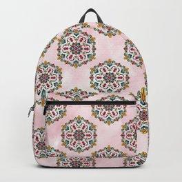 Botanical Mandala Backpack