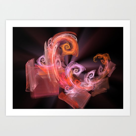 Breath of Life Art Print