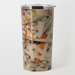 Shredded Self Travel Mug