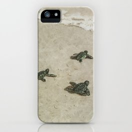 The Journey Begins by Teresa Thompson iPhone Case