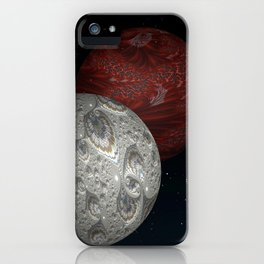 The Mars Hoax iPhone Case