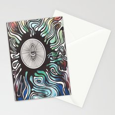 I'm Not A Freemason But I Have Friends Who Are (AlhhlA's Eye) Stationery Cards