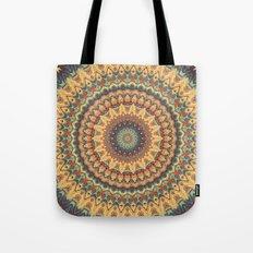 Mandala 258 Tote Bag