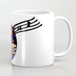 Quality Key: Abstract Coffee Mug