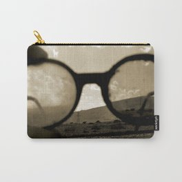 Glasses on the Horizon Carry-All Pouch