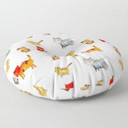 Kitties Floor Pillow