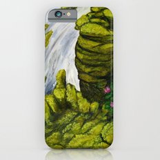 Mossy Waterfall iPhone 6s Slim Case