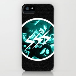 SSS Seizure Squid Studio // Logo // Tentacles iPhone Case