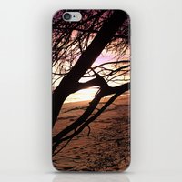 bebop iPhone & iPod Skins featuring Early morning beach walks are filled with treasures by Donuts
