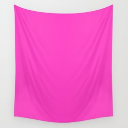 just pink Wall Tapestry