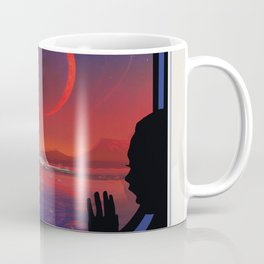TRAPPIST-1 Tour Coffee Mug
