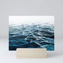 Winds of the Sea Mini Art Print