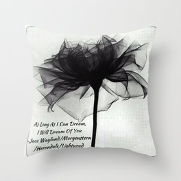 Jace Wayland/Morgentstern/Herondale/Lightwood Throw Pillow