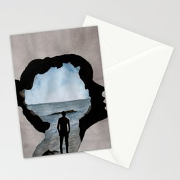 Style MV Painting Stationery Cards