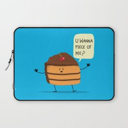 Trouble Baker Laptop Sleeve