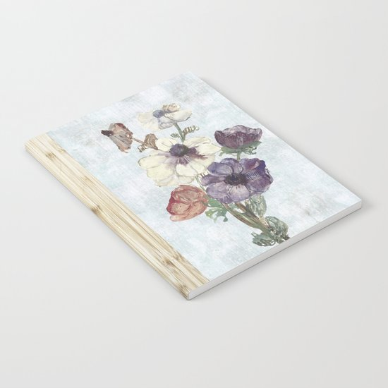 Revision of Anemones Notebook