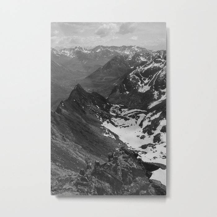 Archangel Valley Metal Print