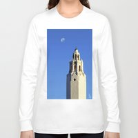 spanish Long Sleeve T-shirts featuring Spanish Tower by TS Photography