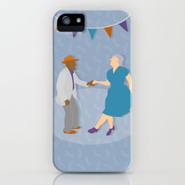 Dance Party iPhone Case