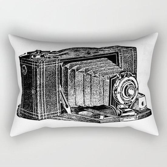 Camera 2 Rectangular Pillow