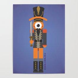 nutcracker glance Poster