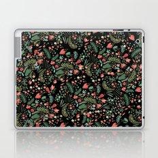 Floral Patern Laptop & iPad Skin