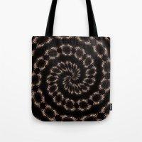 sparkles Tote Bags featuring sparkles by Deborah Janke