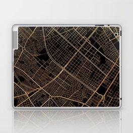 Bogota map, Colombia Laptop & iPad Skin