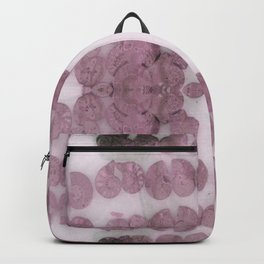 Sea Shell Lavender Peppermint Backpack